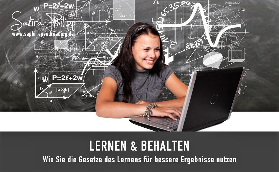 Lernen & Behalten // Blog SpeedReading Sakira Philipp
