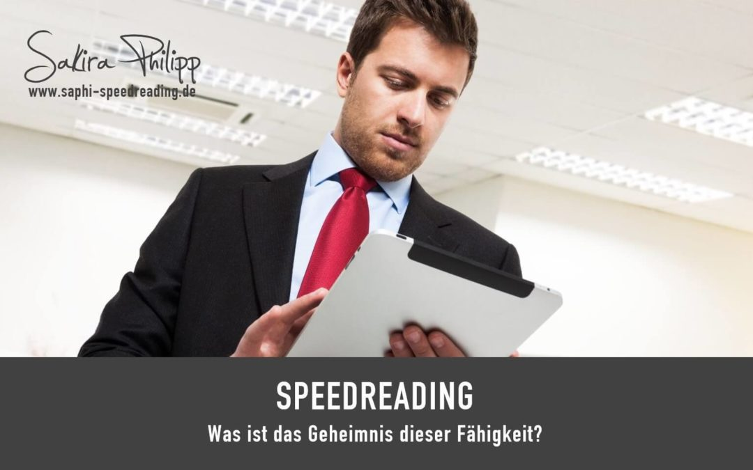 SpeedReading // Blog SpeedReading Sakira Philipp