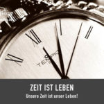 Zeit ist Leben // Blog SpeedReading Sakira Philipp