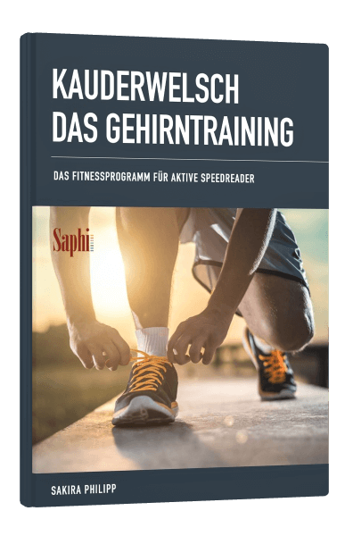 SAKIRA PHILIPP // KAUDERWELSCH - DAS GEHIRNTRAINING