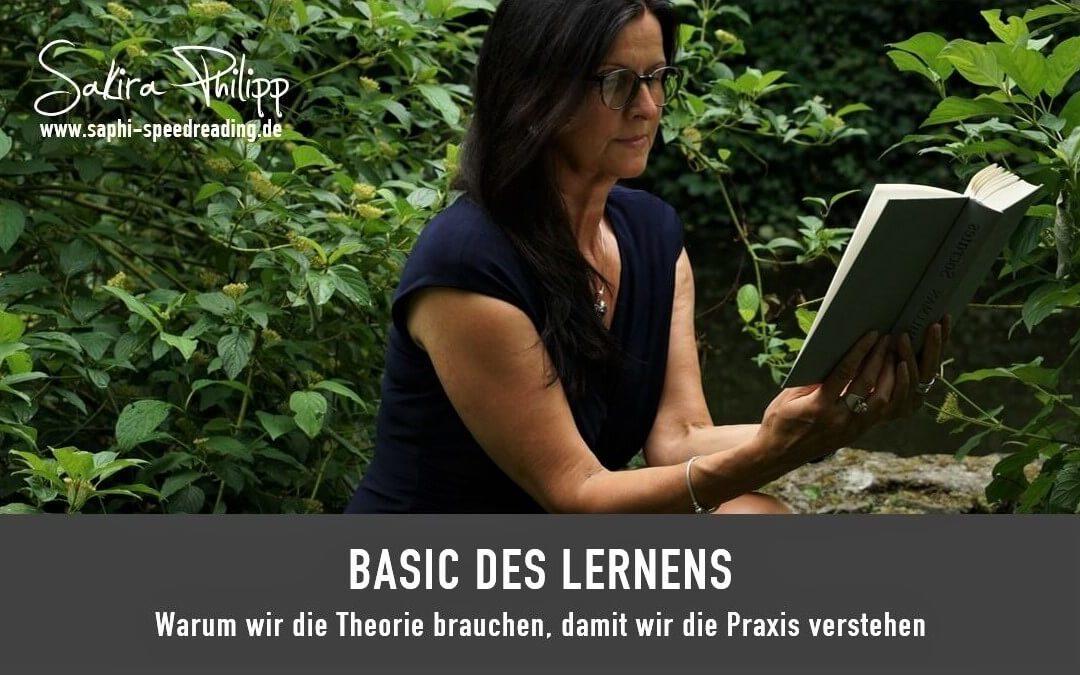 Basic des Lernens // Blog SpeedReading Sakira Philipp